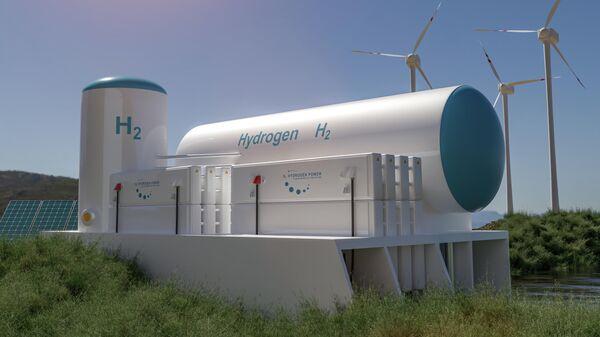 Новые материалы для водородной энергетики создали в России