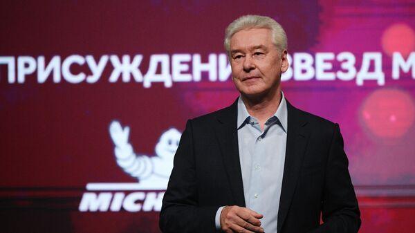 Собянин: развитие промышленности в Москве перекрыло статистику по 2019 году