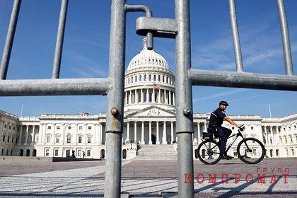Полиция Вашингтона запросила помощь военных перед митингом республиканцев
