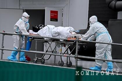 Кремль отказался вводить чрезвычайные меры из-за роста заболеваемости COVID-19