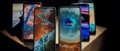 Nokia отказалась от всех старых смартфонов в пользу совершенно нового модельного ряда. Цены в России