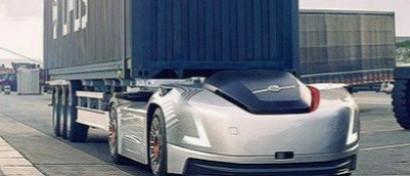 Грузоперевозчики: Беспилотный грузовик обходится в 2,5 раза дороже обычного