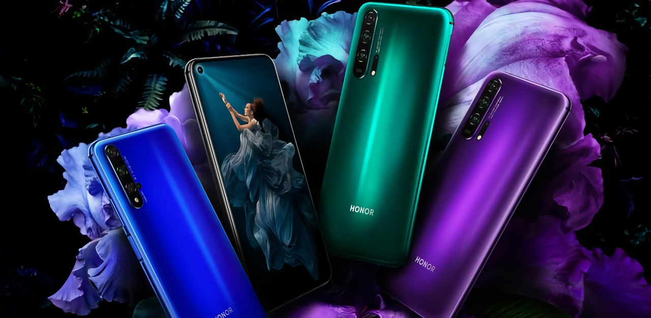 Honor 20, Honor 20 Pro и Honor V20 начали обновляться на глобальном рынке до Magic UI 4.0 (aka EMUI 11)
