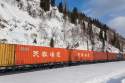 Между китайской провинцией Чжэцзян и Европой увеличилось количество грузовых поездов
