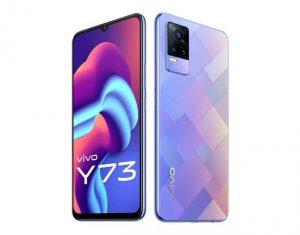 Смартфон Vivo Y73 с AMOLED-экраном, MediaTek Helio G95 и 33-ваттной зарядкой оценён в $315