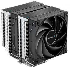 Процессорная система охлаждения Deepcool AK620 рассчитана на производительные системы