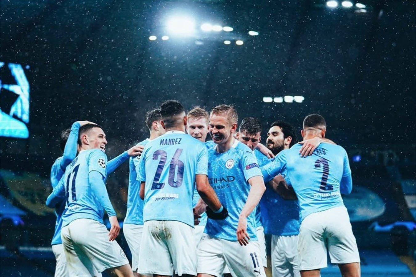 «Манчестер Сити» вышел в финал Лиги чемпионов, оставив за бортом турнира «ПСЖ»