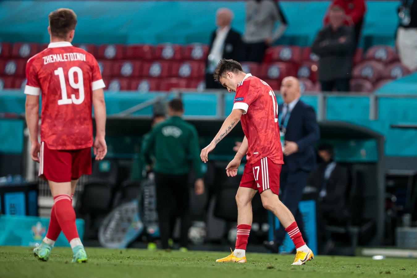 Николай Валуев назвал катастрофой выступление сборной России на Евро-2020