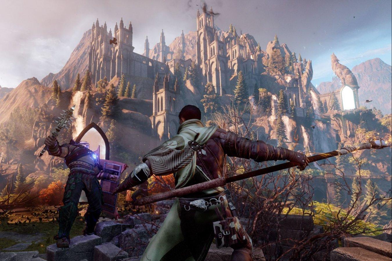 Инсайдер: следующая Dragon Age не появится на PS4 и Xbox One