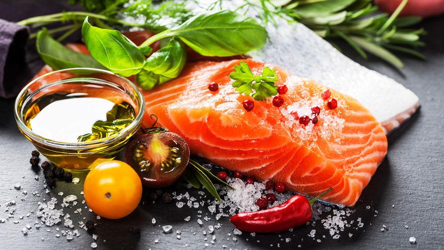Россия больше не нуждается в импорте лосося