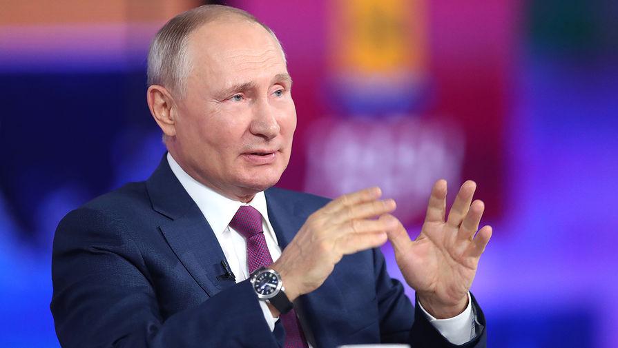 Путин дал прогноз по росту российской экономики