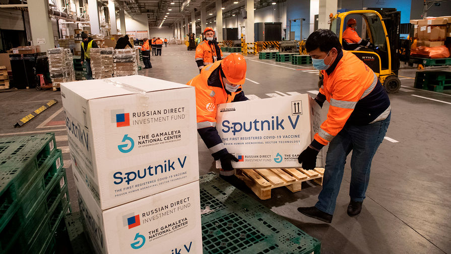 Гватемала начала закупать 'Спутник V'