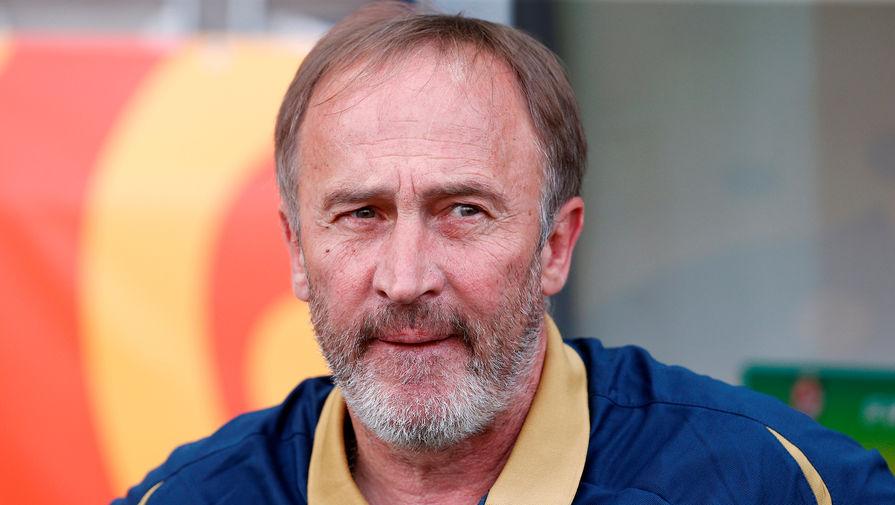 Тренер сборной Украины ответил на вопрос о вызове игроков из чемпионата России