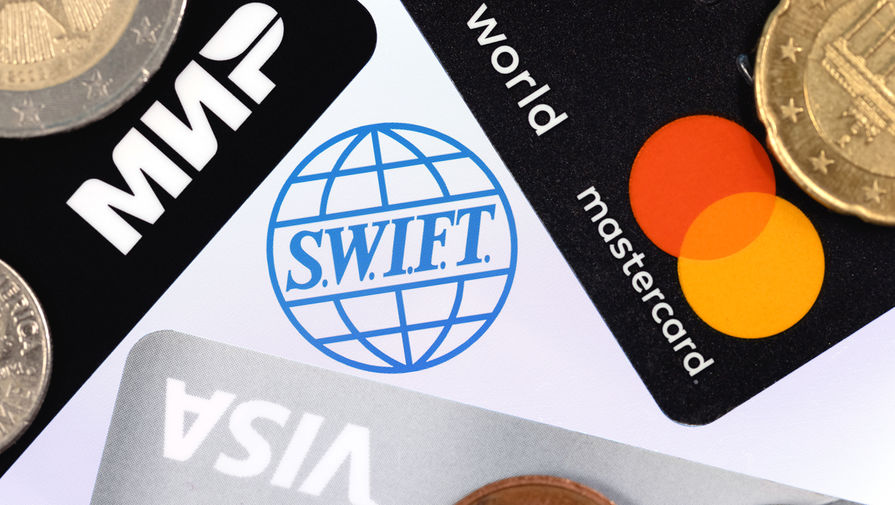 В России рассказали про альтернативу в случае отключения страны от платежных систем