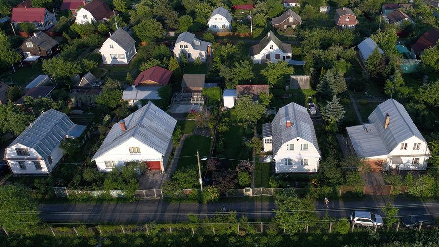 В России дачи выросли в цене на 12%