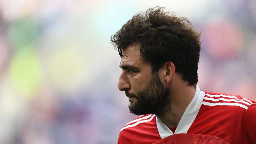 Джикия пожаловался на критику в адрес сборной России