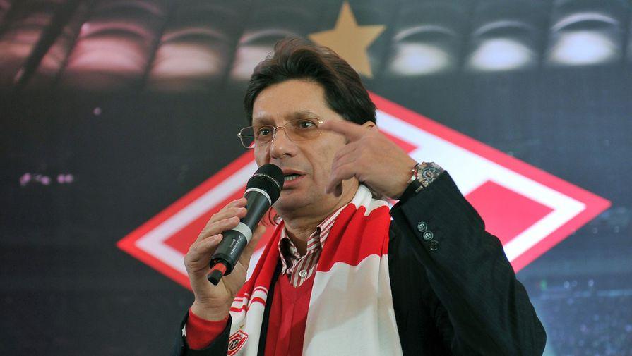 Федун - о матче против 'Легии': 'Спартак' должен смыть позор 2011 года