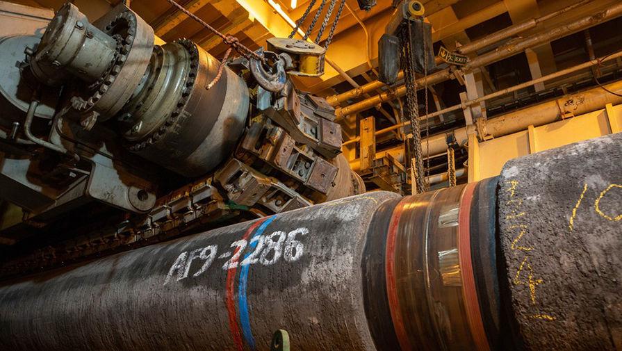 В РАН сочли инсинуацией слова главы 'Нафтогаза' про 'Северный поток – 2'
