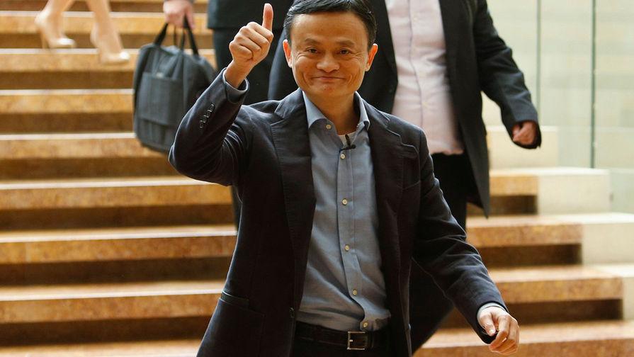 Основатель Alibaba не появлялся на публике более двух месяцев