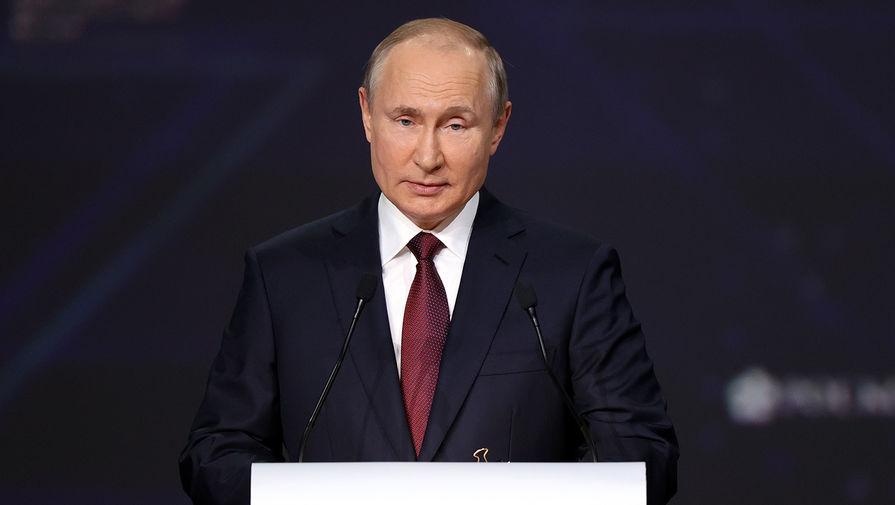Путин о распределении вакцин в мире: своя рубашка ближе к телу