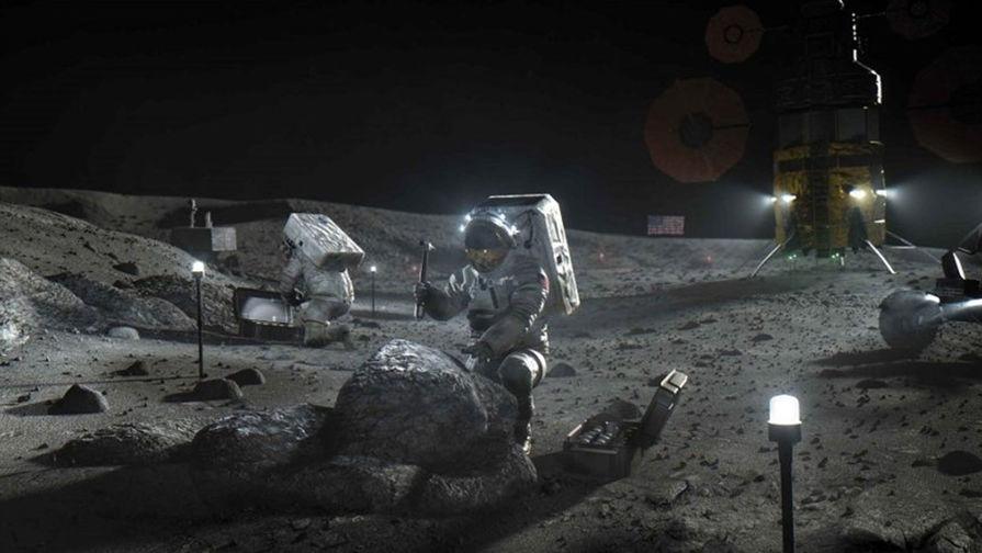 NASA выделило $146 млн на дизайн лунного посадочного модуля