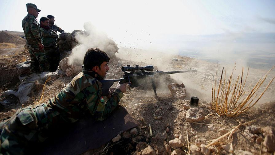 Курды заявили о возрождении ИГИЛ в Сирии