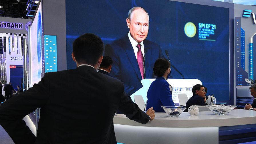 Путин допустил более свободные поездки за рубеж с сентября