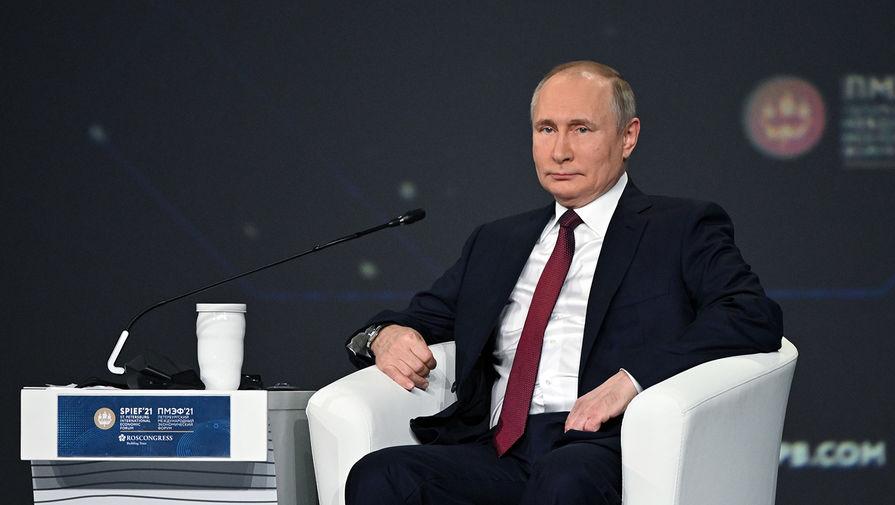 Путин не считает, что Россия обязана 'всех кормить'