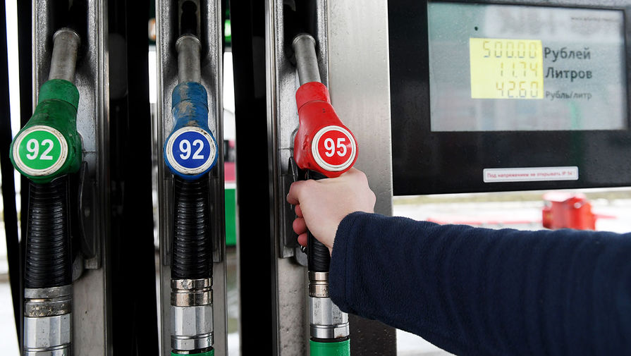 Цены бензина марок Аи-95 и Аи-92 обновили исторические максимумы
