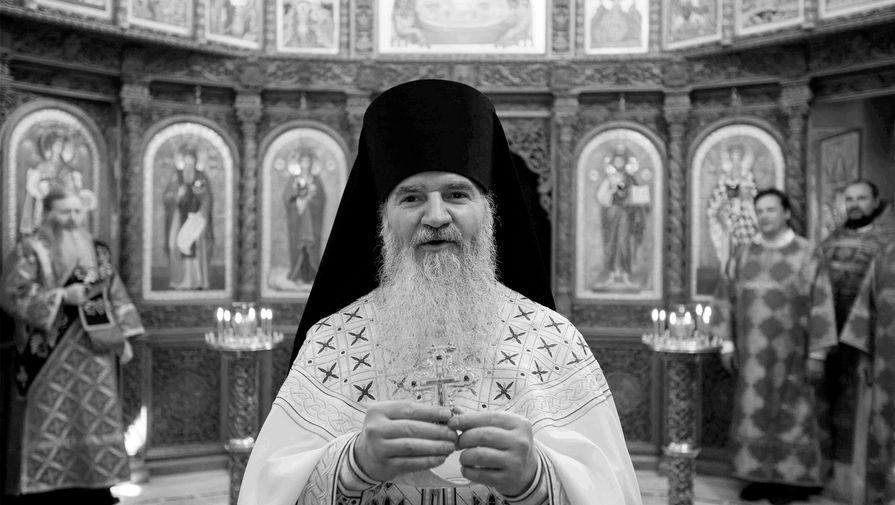 От коронавируса скончался архимандрит Валаамского монастыря