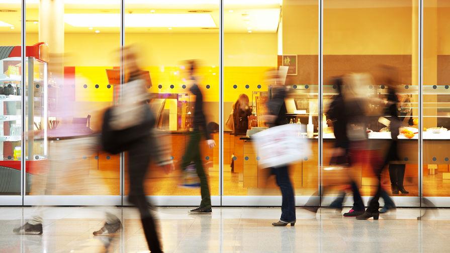 Посещаемость торговых центров в Москве в 2021 году снизилась на четверть