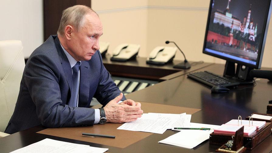 Путин признал обострение ситуации с ценами на базовые продукты