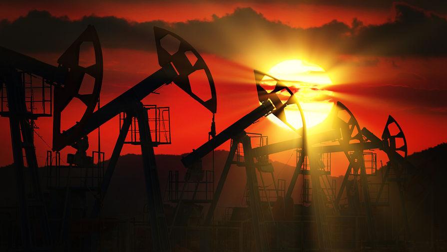 Нефть подешевела на 3%