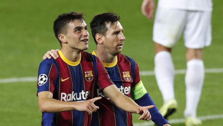 Футболист 'Барселоны' продлил контракт с клубом с суммой отступных €1 млрд