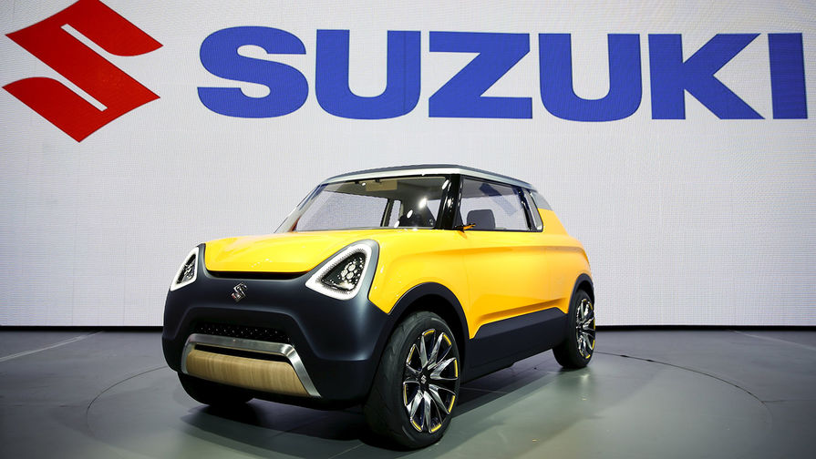 Suzuki останавливает работу двух заводов из-за дефицита полупроводников