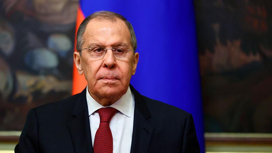 Лавров сообщил, что РФ предложила Пакистану поставки российского СПГ