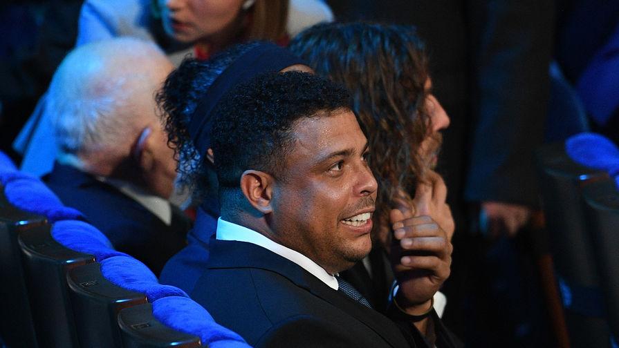 Роналдо назвал своего фаворита в голосовании за 'Золотой мяч'