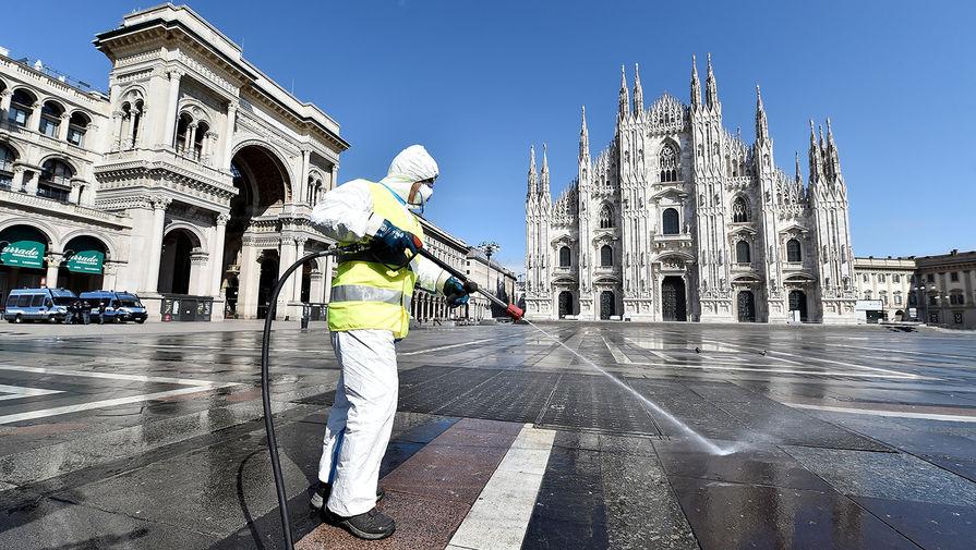 В Италии режим ЧС из-за коронавируса продлили до конца года
