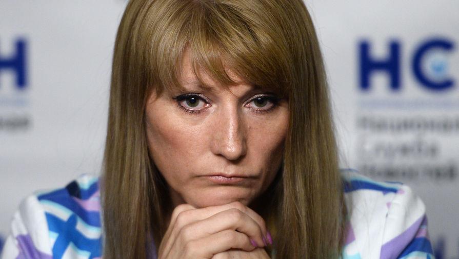 Журова назвала причину, по которой 97% россиян не знают ни одного российского спортсмена