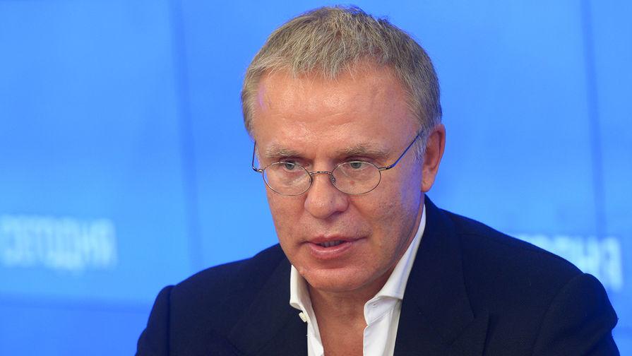 Фетисов - о запрете медведя на ОИ: может, еще разговаривать по-русски запретят?