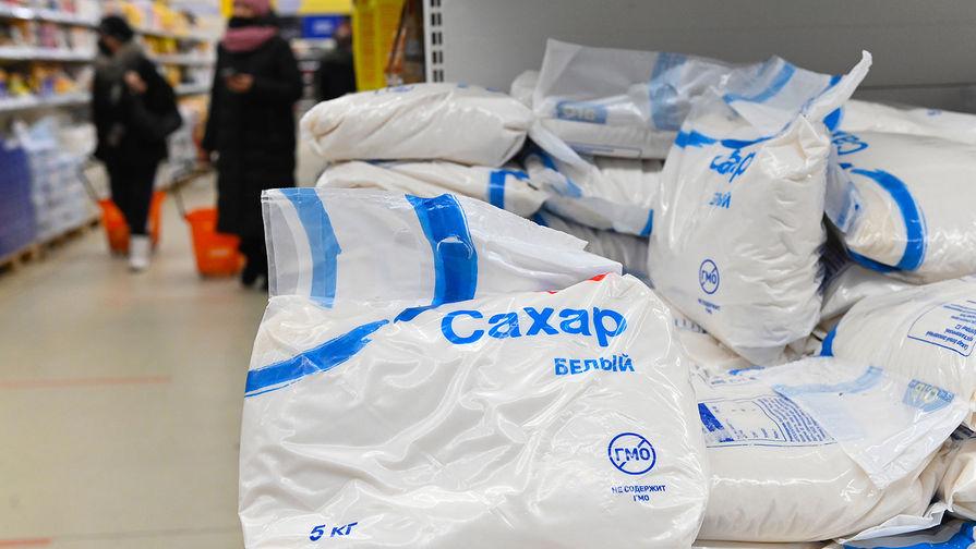 Союзроссахар: сбоев в поставках сахара и его дефицита нет