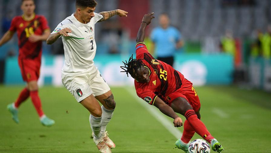 Сборная Бельгии не может выйти в полуфинал Евро более 40 лет