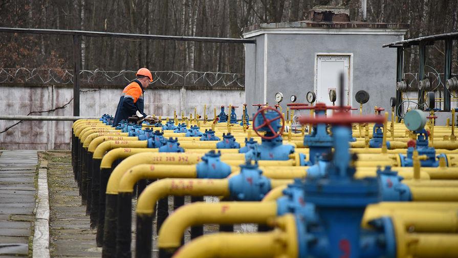 'Газпром' отказал Украине в увеличении транзита газа