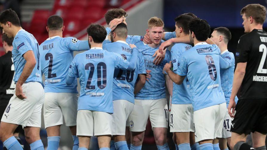 Игрок 'Манчестер Сити' повторил достижение Мбаппе в Лиге чемпионов