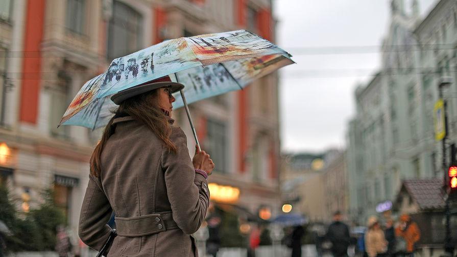 В Москве в четверг ожидается до +6°С