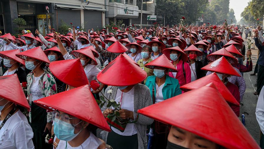 Корпорация Total не собирается прекращать работу в Мьянме