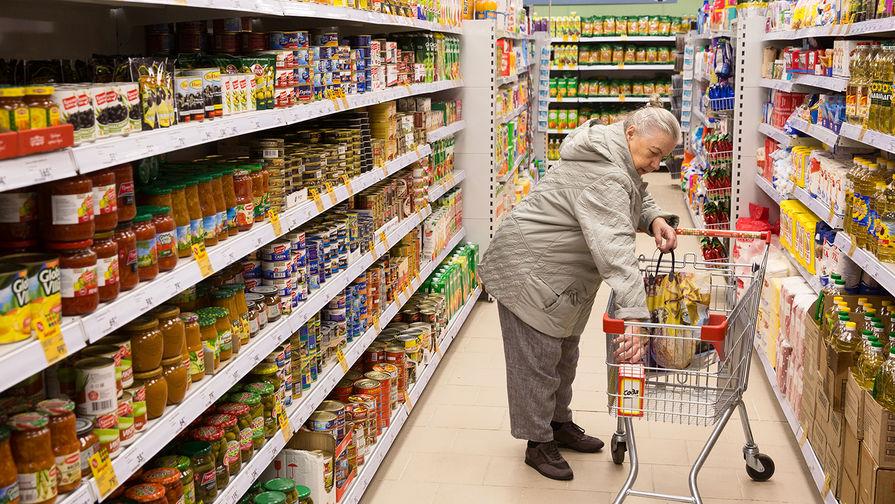 Росстат сообщил о росте годовой инфляции в марте до 5,79%