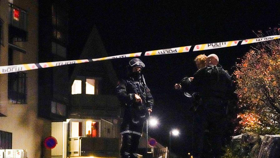 Не менее четырех человек погибли в результате нападения в норвежском Кунгсберге