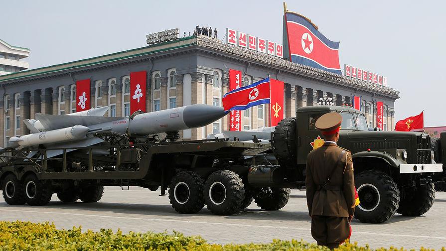 В Северной Корее объяснили пуски баллистических ракет