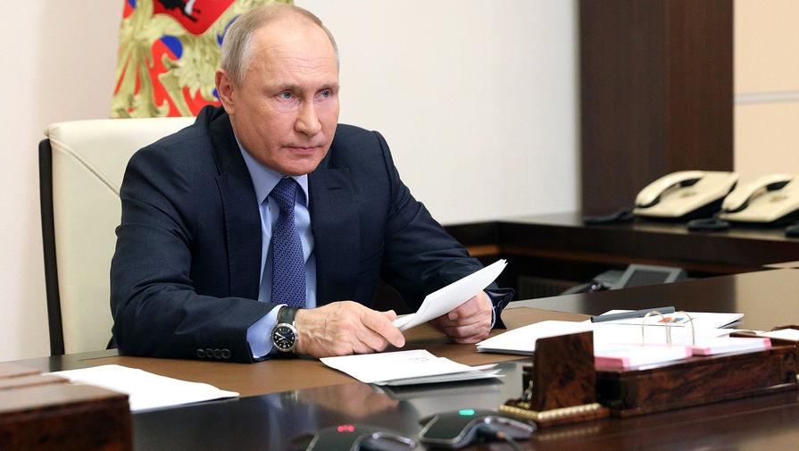 Путин объявил о продлении льготной ипотеки